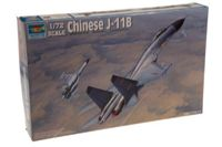 1/72 Chinese J-11b (Flanker B+) Fighter, Newtool