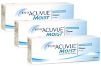 1-DAY Acuvue Moist for Astigmatism (90 lentilles) -8.00
