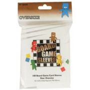 100 Board game Sleeves oversize 79x120mm