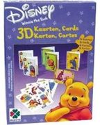 16 cartes de vœux 3D ''Winnie L'Ourson'' Disney