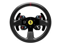 4060047 Thrustmaster Ferrari 458 Challenge - Accessoire Volant - Pour Sony Playstation 3, Sony Playstation 3 Slim, Sony Playstation 3 Super Slim