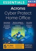 Acronis Cyber Protect Home Office Essentials 2022   5-PC   1-An   Mobile/Tablet incl.