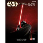 Star wars a musical journey Episodes I-V - Piano
