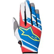 Alpinestars Racer Supermatic Blue Red White Bleu XXL