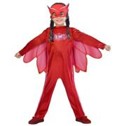 Amscan Europe Gmbh Pyjamasques - Bibou 7-8 Ans (Good) - Costume Fille