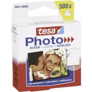 Angle ® Photo 56621-00-00 (l x H) 17 mm x 19 mm transparent 500 pc(s) W07055 - Tesa