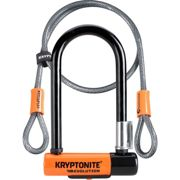 Antivol Kryptonite Evolution Mini 7 avec câble Kryptoflex Unisex