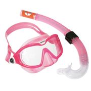 Aqualung Sport Mix Combo One Size Pink / White