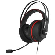 ASUS TUF Gaming H7 Core (Rouge) Casque-micro filaire pour gamer (compatible PC / Mac / PlayStation 4 / Xbox One / Nintendo Switch)