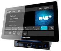 Autoradio 2 Din 10.1 Pouces Wifi Android Dab DVD BLAUPUNKT ROME-990-DAB