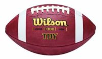 Ballon de Football Américain Wilson TDY junior traditionnal en cuir