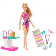 Barbie - Coffret Natation BARBIE