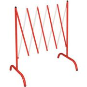 Barrière extensible 1986M77 Red/white