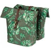 Basil Sacoches Ever-green 28-32l One Size Green / Green Leaf
