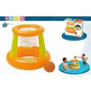 Basket-ball gonflable pour piscine 67x55