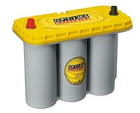 Batterie Dual Sprial Cell OPTIMA YELLOW TOP YT S - 5.5 12V 75AH 975 AMPS (EN)