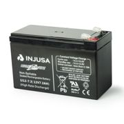 Batterie Rechargeable 12 V. 7, 2 Ah
