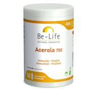 Be-Life Acerola 750mg capsule(s) 50 pc(s)