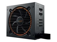 be quiet! Pure Power 11 CM - Alimentation électrique (interne) - ATX12V 2.4 - 80 PLUS Gold - CA 100-240 V - 500 Watt - PFC active - Europe
