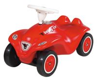 Simba Porteur Bobby Car : Rouge Or