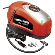 Black and Decker ASI300 Compresseur multi-taches - 160PSI / 11Bar