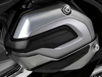 BMW Pare-cylindres R1200GS (K50 2013-) R1200RT (K52 2014-) R1200R (K53 2015-) Argent