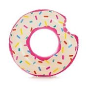 Intex Gonflable Donut Rose / blanc Roze/wit