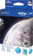 Brother LC-1000 Cartouche d'encre cyan Original LC1000C