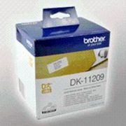 Brother Dk11209 One Size Black