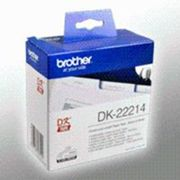 Brother Dk-22214 One Size White