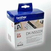 Brother PT Etiketten DKN55224 blanc 54mm x 30,48m Rolle