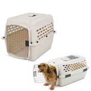 Cage de transport Vari Kennel Traditionnelle, Caisse transport pour chien et chat New Vari Kennel Traditionnelle | Type : Intermediaire 82 x 57 x 61 cm
