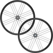 Campagnolo Bora WTO 33 DB Road Wheelset 2020 - Dark Label - Shimano, Dark Label