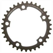 Campagnolo Super Record Double Inner Chainring 39t Black