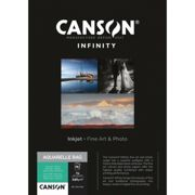 Canson Infinity - Aquarelle Rag 240g/m² A4 25 feuilles - 206121028