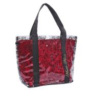 Cerda Group Transparent Minnie One Size Red