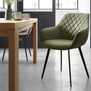 Chaise Amira vert - Kave Home