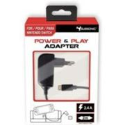 Chargeur Subsonic Power & Play Adapter pour Nintendo Switch