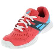 Chaussures Tennis Babolat Pulsion All Court Girl 72065 - Rose - 37