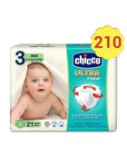 Chicco Couche Ultra Soft - Taille 3
