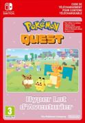 Code de téléchargement Pokémon Quest Ultra Expedition Pack Lot d'Aventurier Nintendo Switch