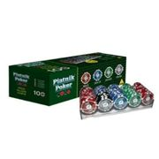 Coffret De Poker : Set De 100 Jetons
