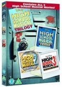 Coffret High School Musical 1 + 2 + 3 (Vo Non Sous-Titrée)