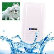 Collier traceur GPS GSM GPRS animaux chien chat anti perte bleu