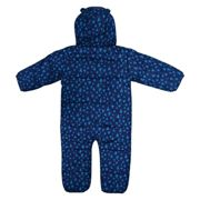 Combinaison de ski Baby Break The Ice - Laser Blue-0 - 6 Mois 6 mois