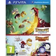 Compilation Rayman Legends et Origins PS Vita