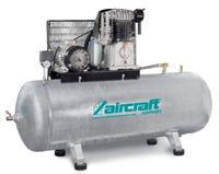 Compresseur à piston 5,5 kW - 10 bar - 270 l - 680l/min Aircraft AIRPROFI 853/270/10H