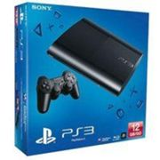 Console PS3 Ultra Slim 12 Go Sony - Console Playstation 3 Sony