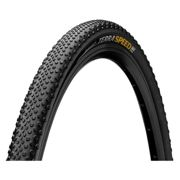 Continental Terra Speed 180 Tpi Protection Blackchili Compound Foldable 28 x 1.50 Black