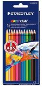 Crayon De Couleur Noris Club Aquarell - Etui De 12